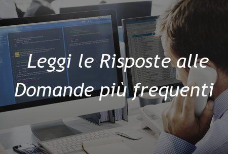 Domande e risposte gestione sito web